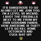 Friendly Old Wizard by Baardei