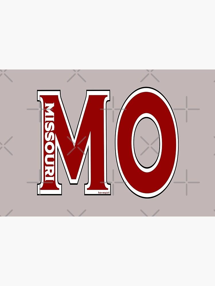 Abbreviated Missouri by Havocgirl