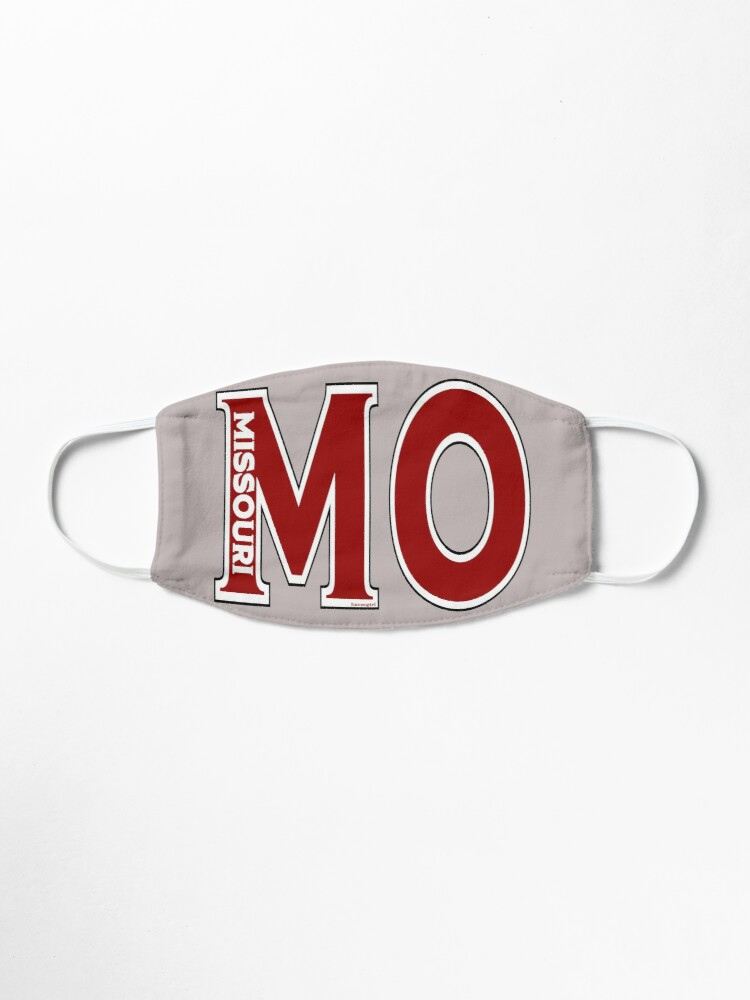 Alternate view of Abbreviated Missouri Mask