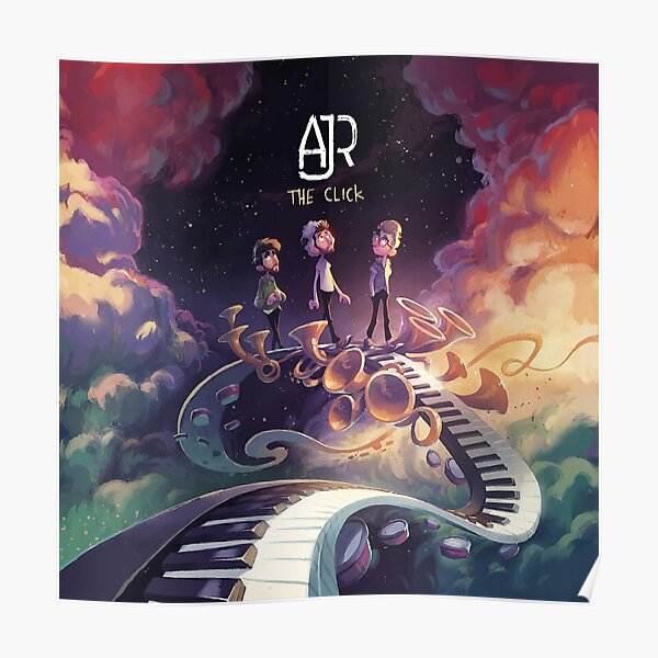 The Click - AJR Poster