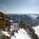 Zugspitze by berndt2