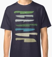 Chef's knives Classic T-Shirt