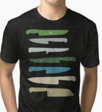 Chef's knives Tri-blend T-Shirt