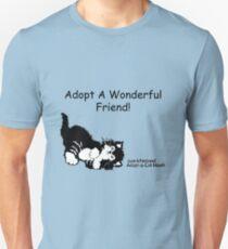 Adopt A Wonderful Friend T-Shirt