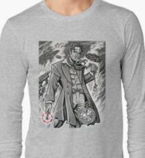 Time War Eighth Doctor Long Sleeve T-Shirt