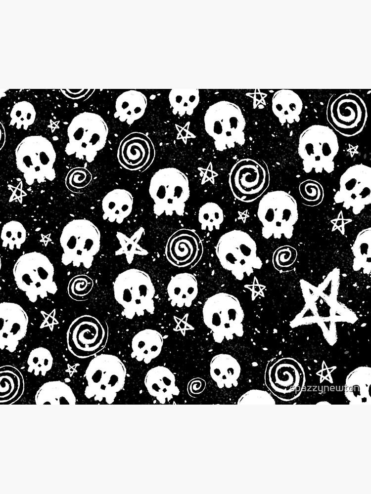 Death n' Swirls by spazzynewton