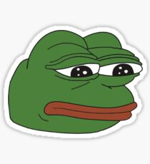 Pepe Sticker