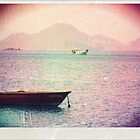 Boat anchored by PhilM031