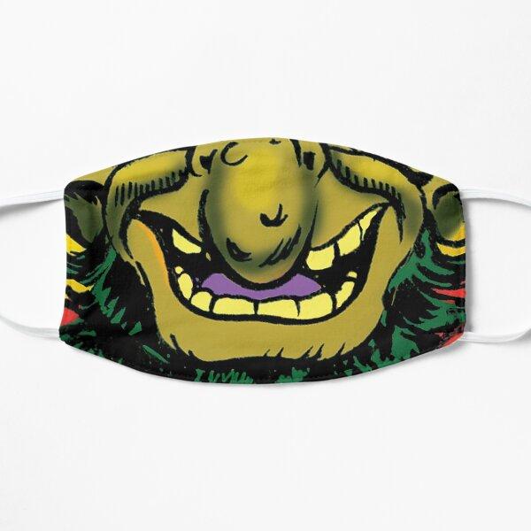 Grinning Picknose Flat Mask