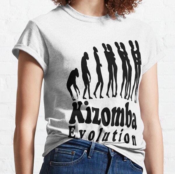 Evolución de Kizomba Camiseta clásica