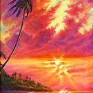 Majestic Sunset (Green Flash) by jyruff