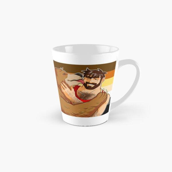 BEAR KISS - BEAR PRIDE Tall Mug