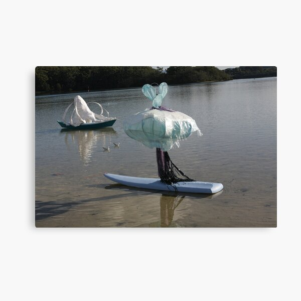 Narooma Oyster Festival Canvas Print