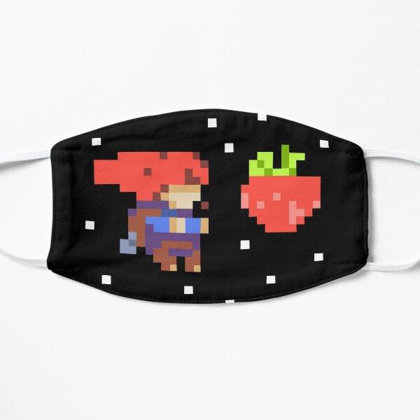 ou dans ce cas ... une fraise. Masque sans plis