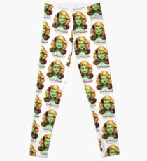 Zombie Blondie Leggings