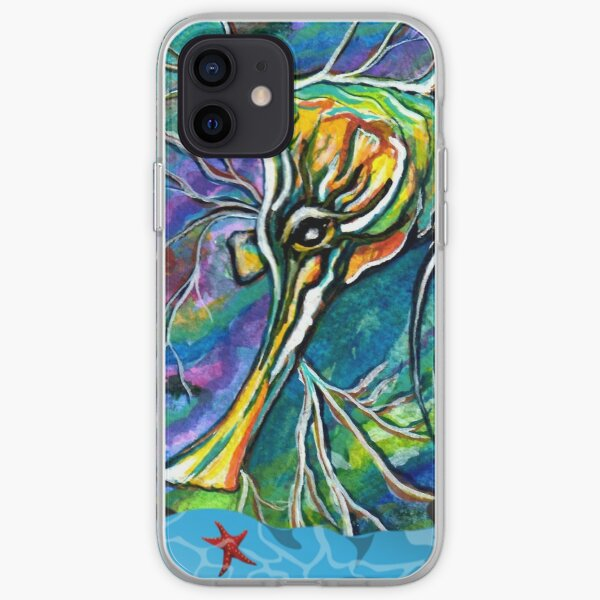 Leafy Sea Dragon by Sheridon Rayment iPhone Soft Case