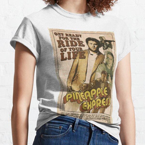 Ananas Express - Seth Rogen, James Franco, Danny Mcbride Classic T-Shirt