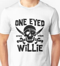 One Eyed Willie Slim Fit T-Shirt