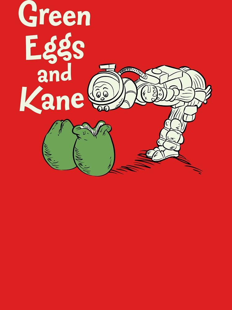 TShirtGifter presents: Green Eggs and Kane | Unisex T-Shirt