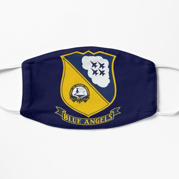 The Blue Angels Mask