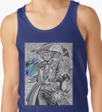 The Sixth Doctor Tank Top