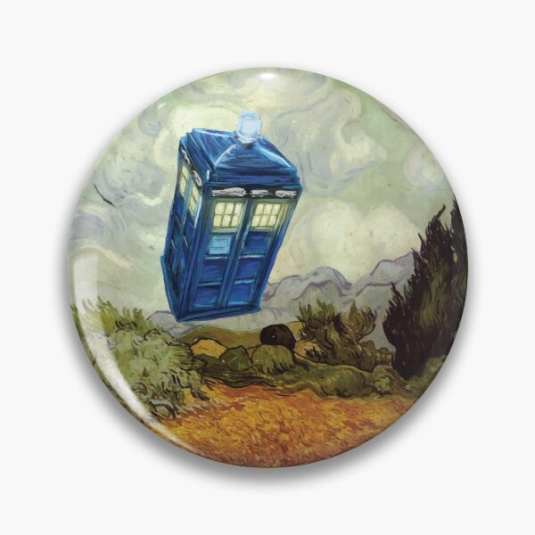 Vincent and the Doctor Pin