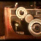 Vintage Camera - Argus C3 by Magaly Burton