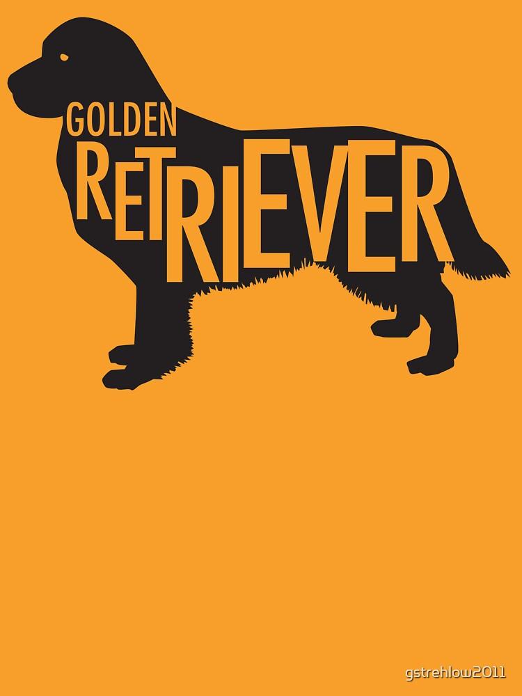 Golden Retriever Silhouette de gstrehlow2011