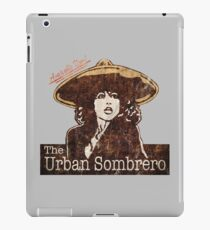 The Urban Sombrero iPad Case/Skin