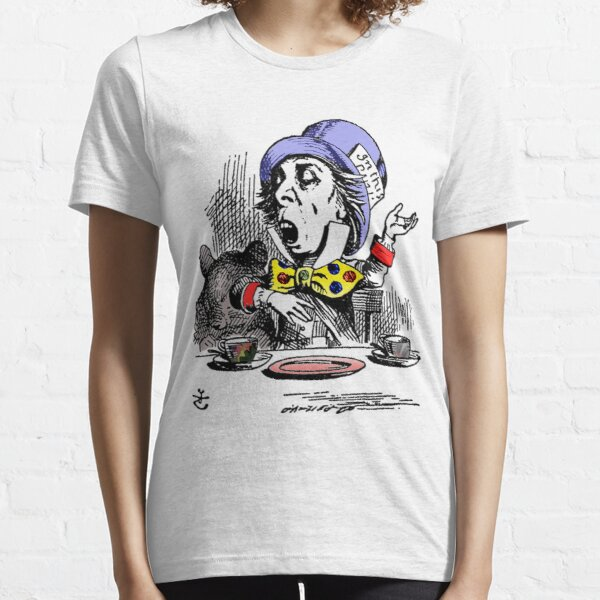 Mad Hatter T-Shirt Essential T-Shirt