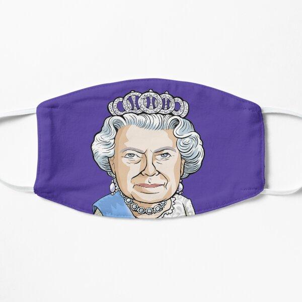 Queen Elizabeth II Mask