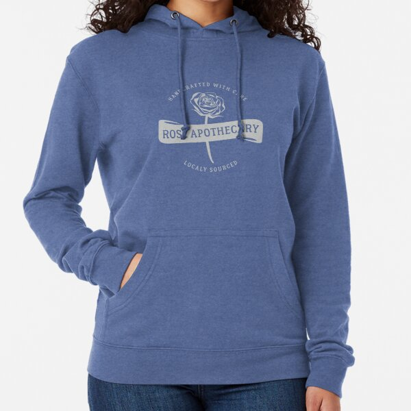 Funny Schitts Creek | Ew David | Rose Apothecary Lightweight Hoodie
