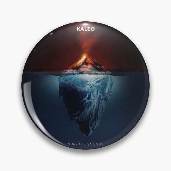 Surface Sounds - KALEO Pin