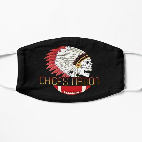 Arrowhead Pride Chiefs Nation Design Mask