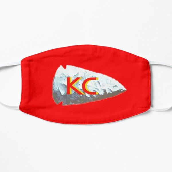 Kansas City Hometown Arrowhead  Mask