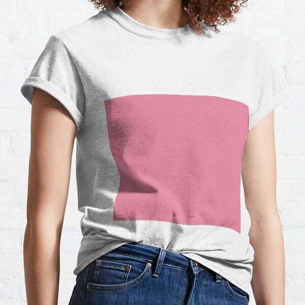 Pink Morning Classic T-Shirt