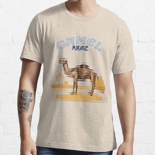 Camello Camiseta esencial