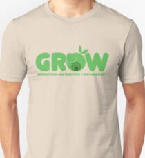 Oxfam: Grow  Unisex T-Shirt