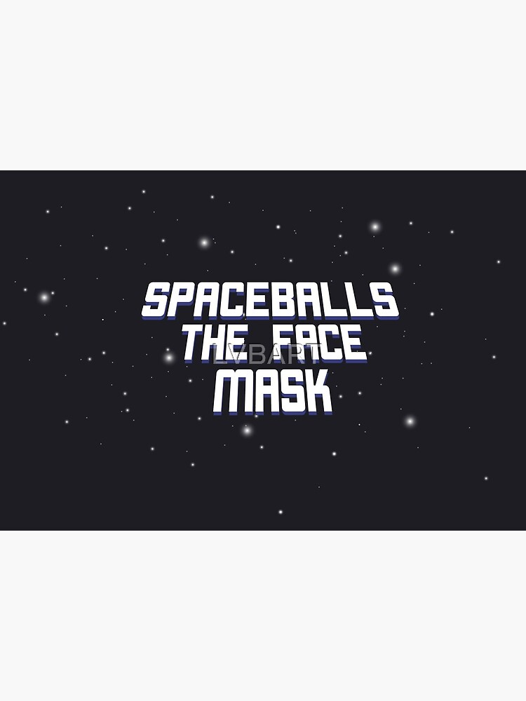 Space Mask by LVBART