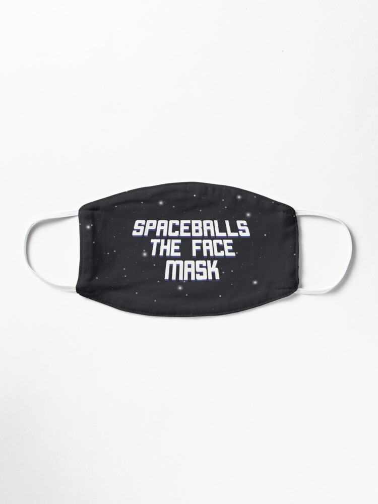 Alternate view of Space Mask Mask