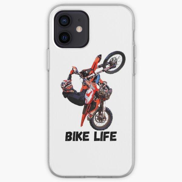 Bike life Coque souple iPhone