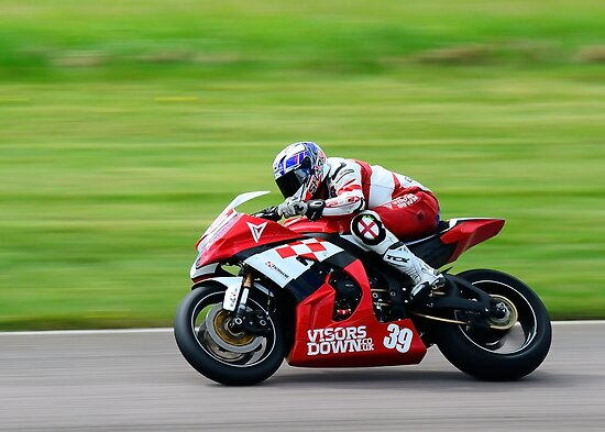 Halsall Racing Team Kawasaki by Willie Jackson