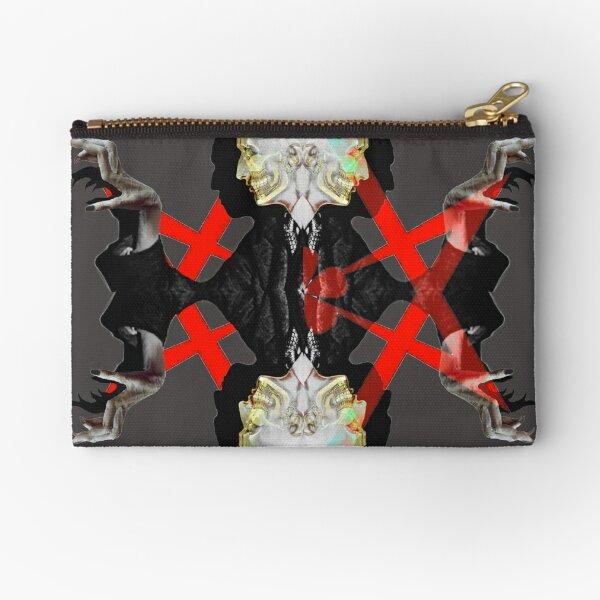 Universal Hex-agram Zipper Pouch