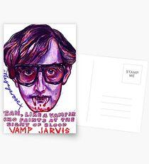 Vamp Jarvis Postcards