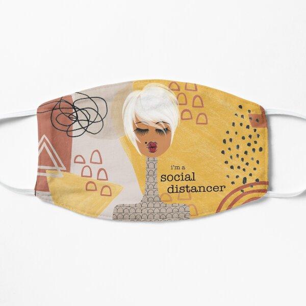 I'm A Social Distancer Mask
