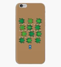 Revenge of the Frogs iPhone Case