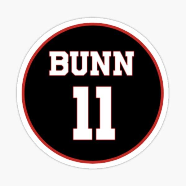 #11 Micheal Bunn Sticker