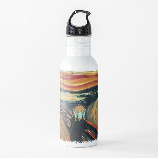 Grito seguro Botella de agua