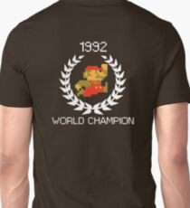 1992 World Champion T-Shirt