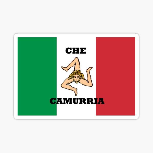 Remember Covid 19--Sicilian Dialect Sticker